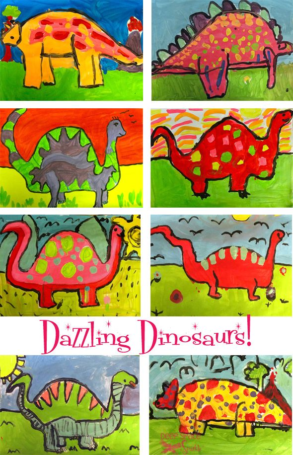 Art clipart art project. Dinosaur lessons ipad and