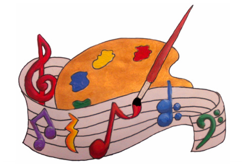 Art clipart art studio. Mcallister music piano lessons