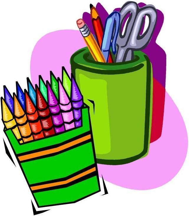 Art clipart art supply. Cooper junior high home