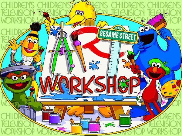 Art clipart art workshop. Elmo s muppet wiki