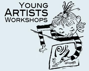 Art clipart art workshop. Home young artists at