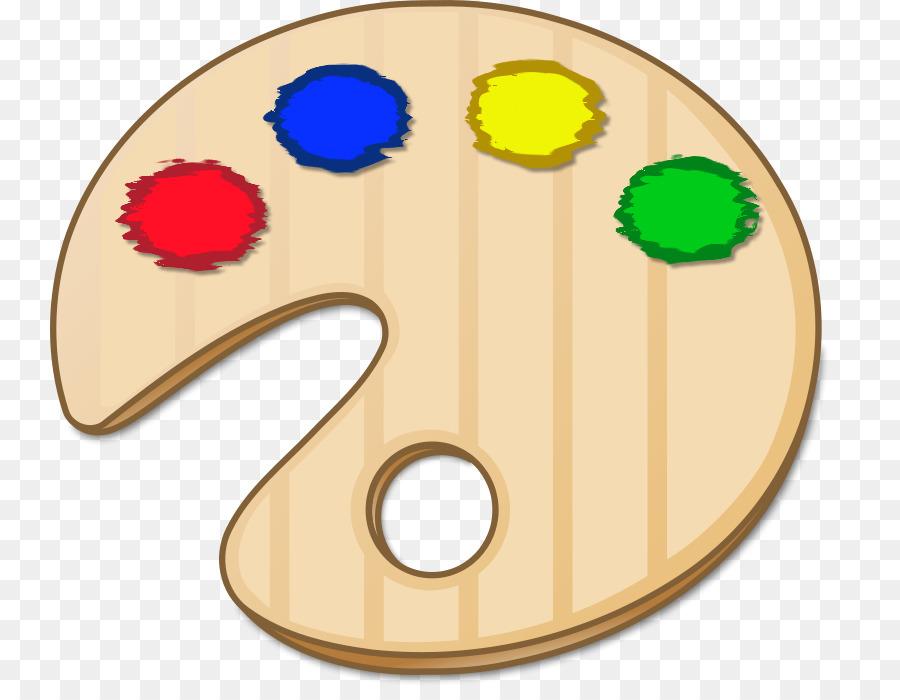 Art clipart color palette. Scheme paint clip hairstylist