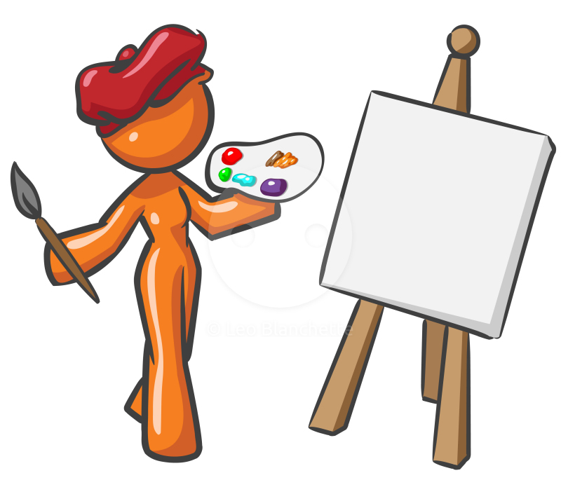 Clip art designs . Creative clipart