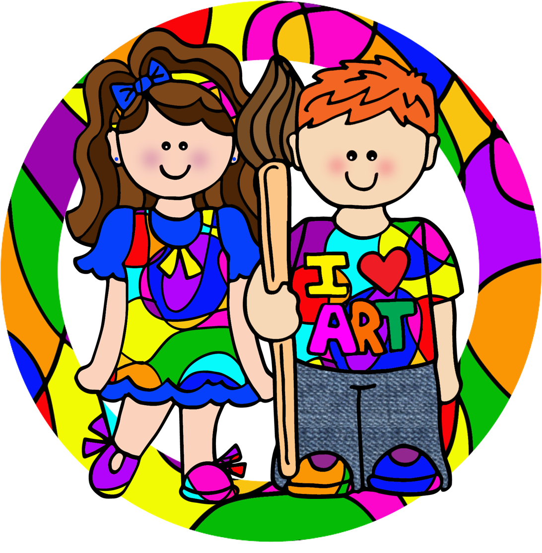 Clipart children artwork. Free creative cliparts download