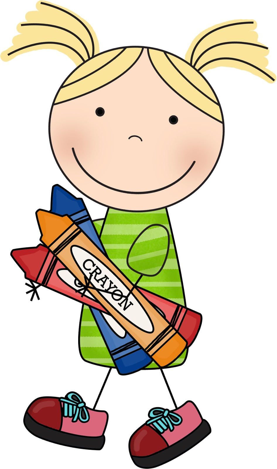 School clip free images. Art clipart cute