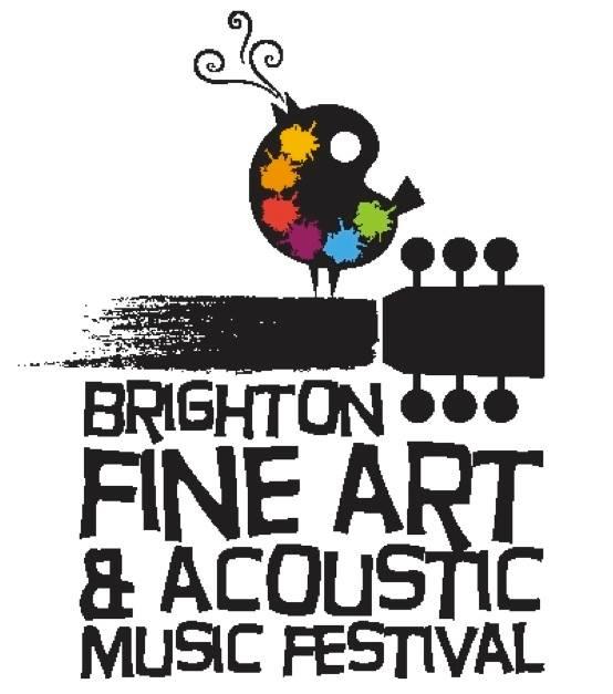 Brighton arts acoustic music. Art clipart fine art
