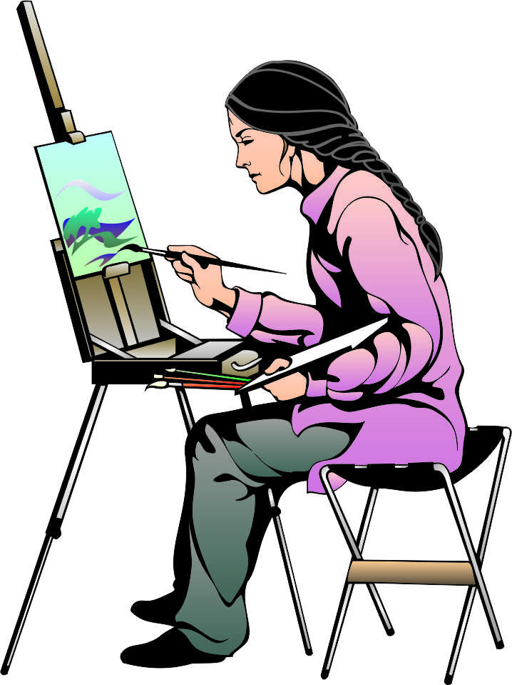 Art clipart fine art. Institute of arts