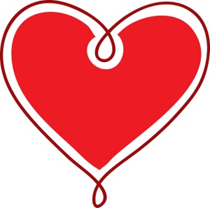 art clipart heart