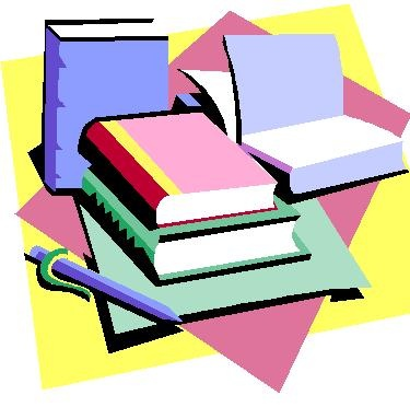 Bibliography clipart literature review. Station