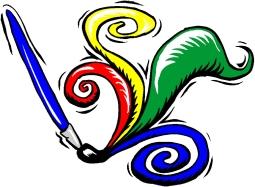 Artist clipart paintbrush. Free paint brush clip