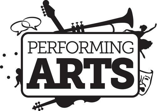 Arts central is widely. Art clipart performing art