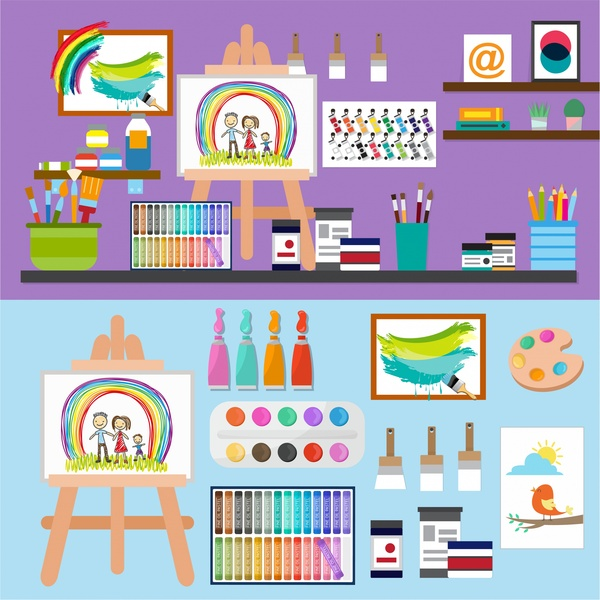Art clipart vector. Clip for free download