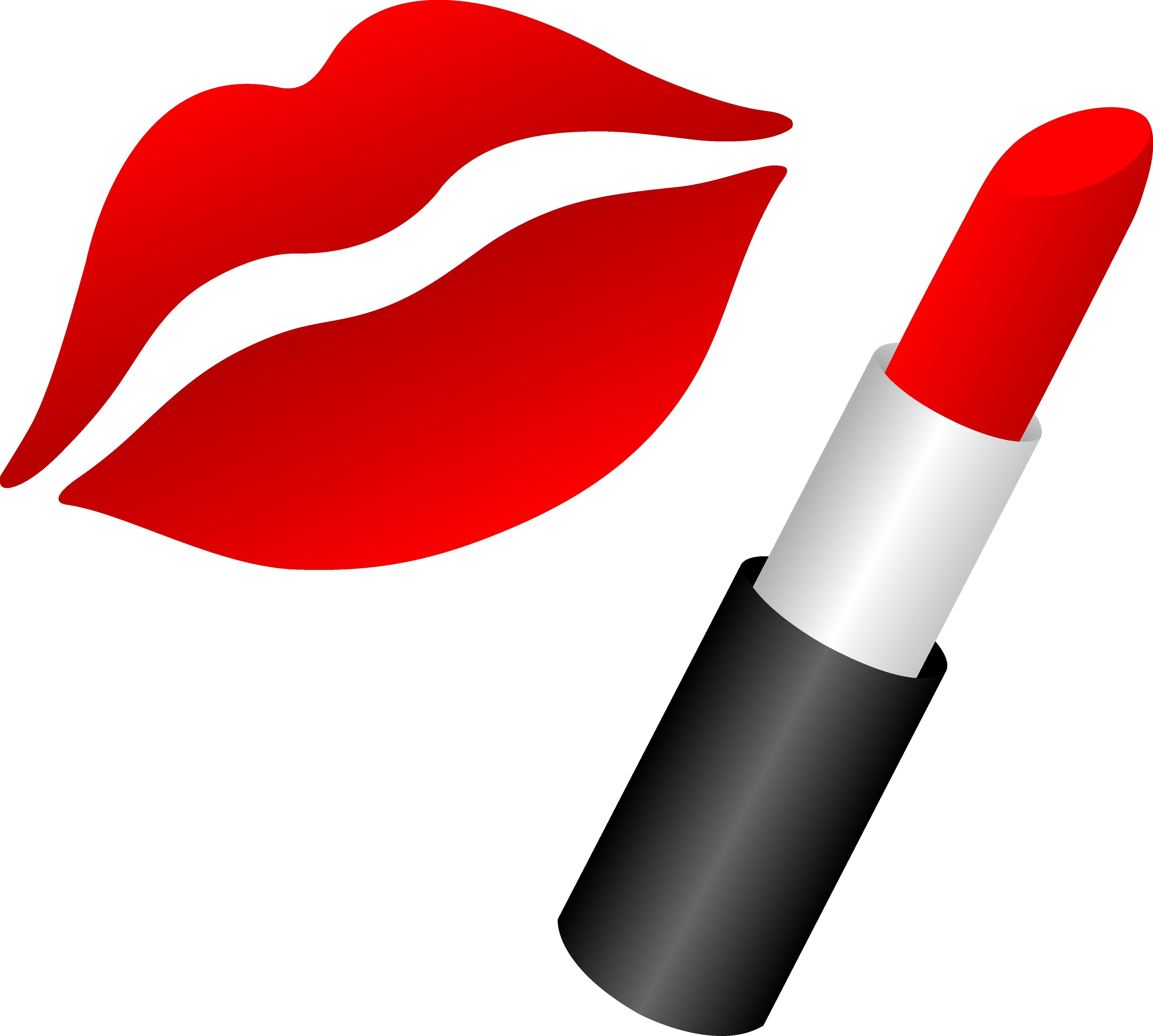 Lipstick clipart shopkins. Free lips vector download