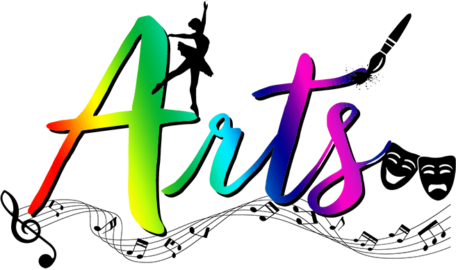 And performing arts . Art clipart visual art