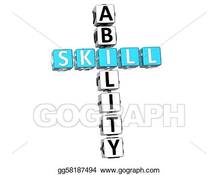 Drawing skill crossword gg. Artist clipart ability