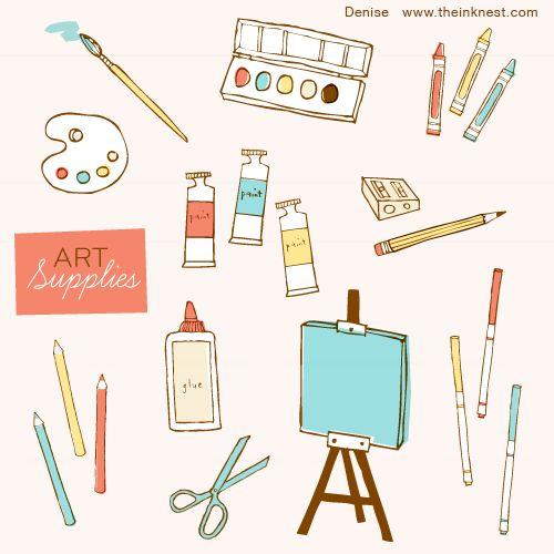 Artist clipart art project.  best images on