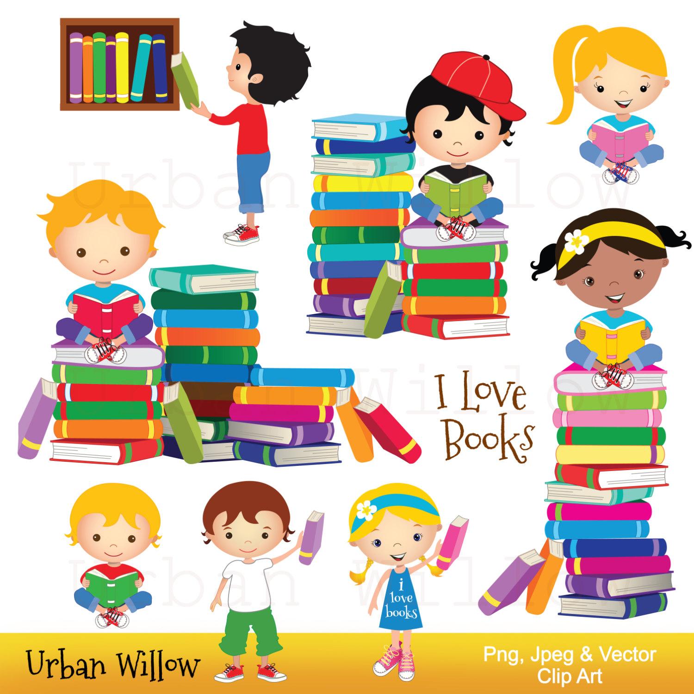 Clip art kids reading. Babysitting clipart kid clipart