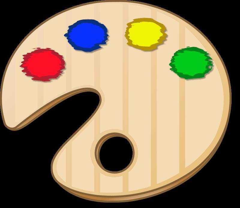 . Color clipart color palette