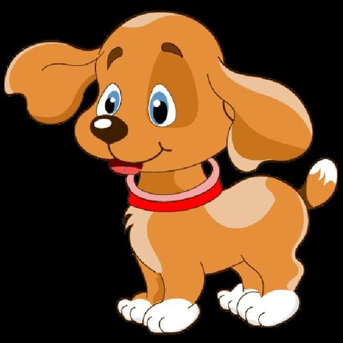 d c bd. Artist clipart dog