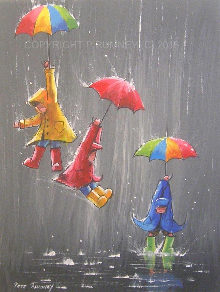 Artist clipart fine art.  best illustration rain