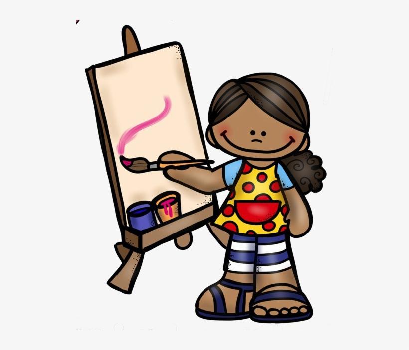 Artist clipart image clip art. Melonheadz kids
