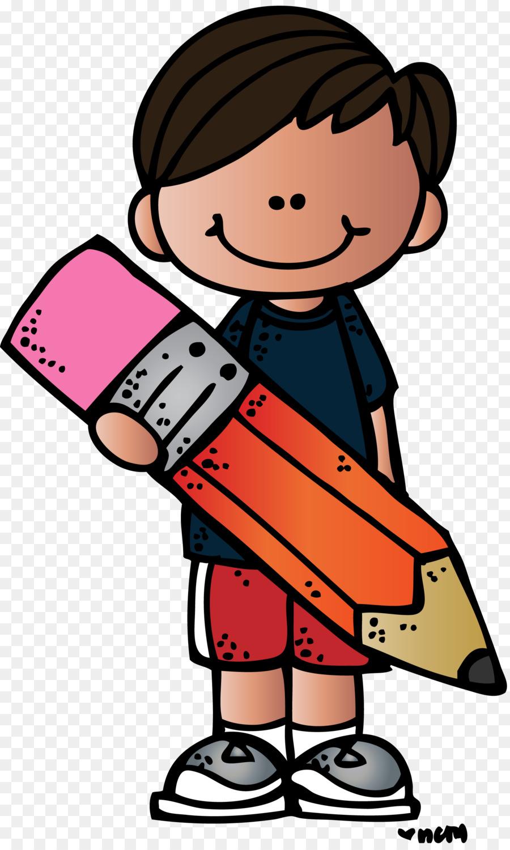 Writing student clip art. Artist clipart melonheadz