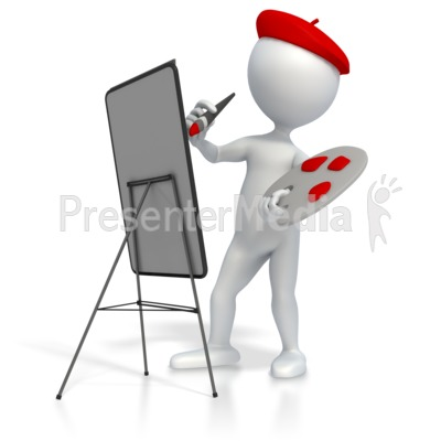 Artist clipart painter. Painting home and lifestyle