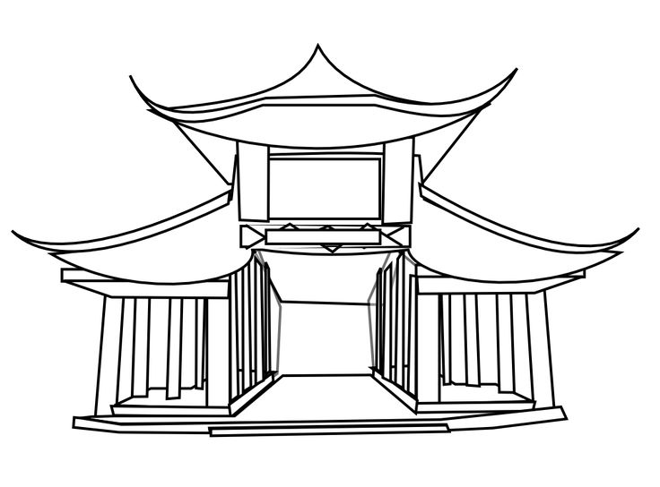 China clipart black and white.  best ddd brief