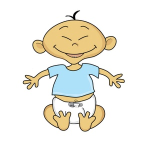 Asian clipart asian child. Baby