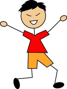 Kid cartoon image happy. Asian clipart asian child
