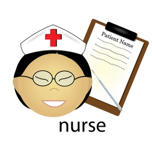 Free nurse image acclaim. Chart clipart clipboard