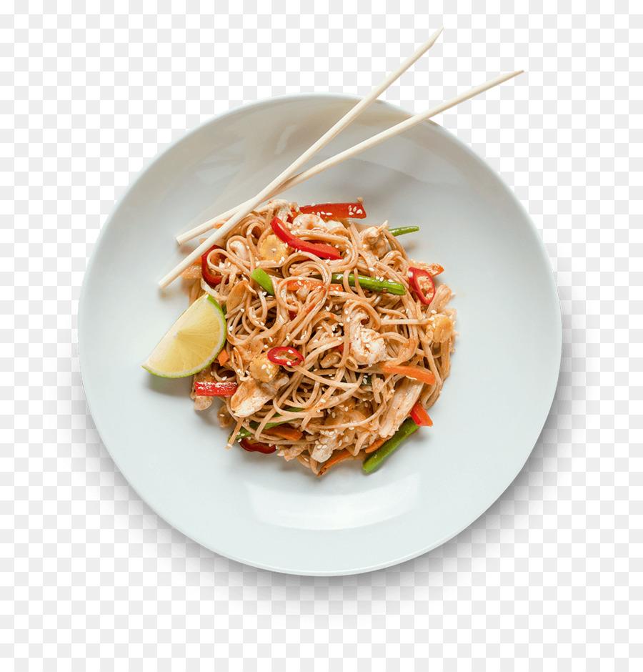 Thai cuisine pad dish. Asian clipart food chinese
