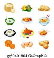 Asian clipart food chinese. Clip art royalty free