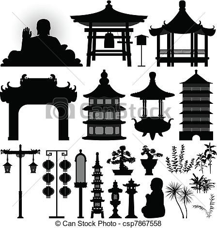 Asian clipart history asian.  best architecture images