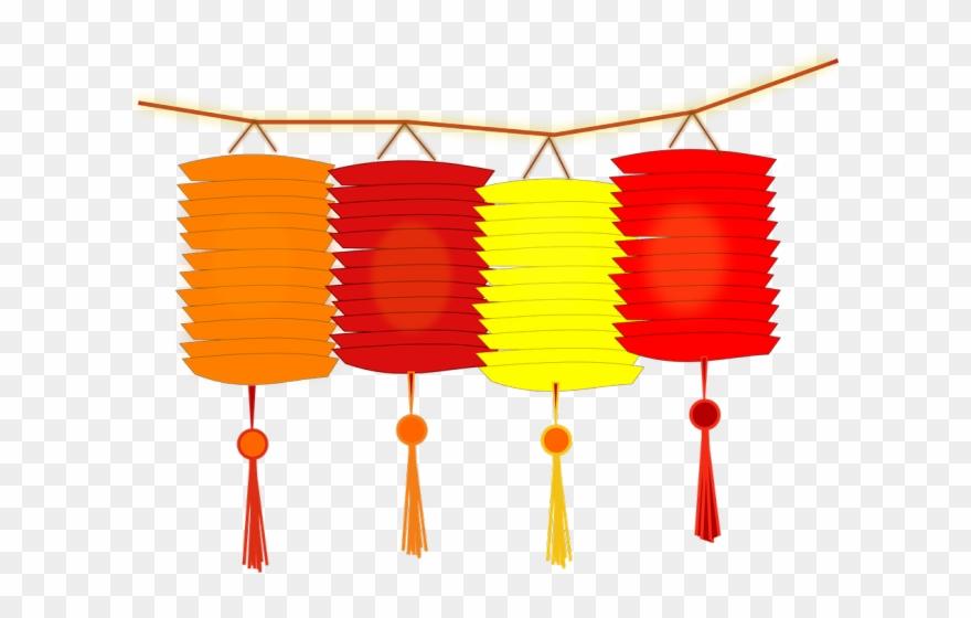 Japanese clipart lantern festival, Japanese lantern ...