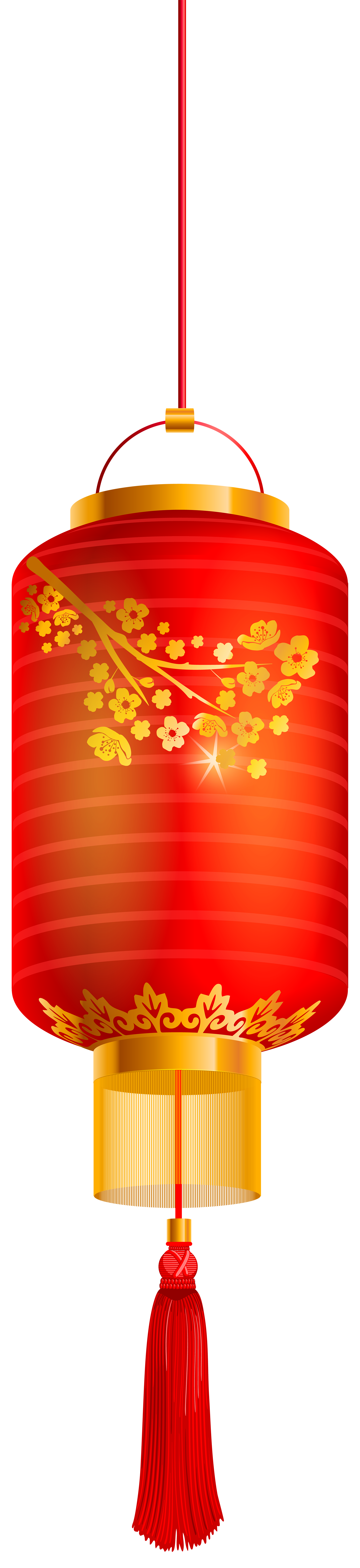Chinese lantern png clip. Tuna clipart commercial