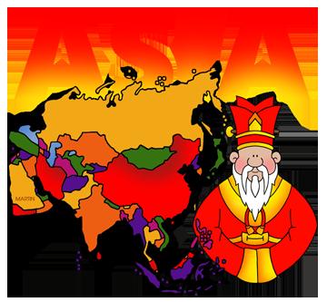 Asian clipart. Free asia clip art