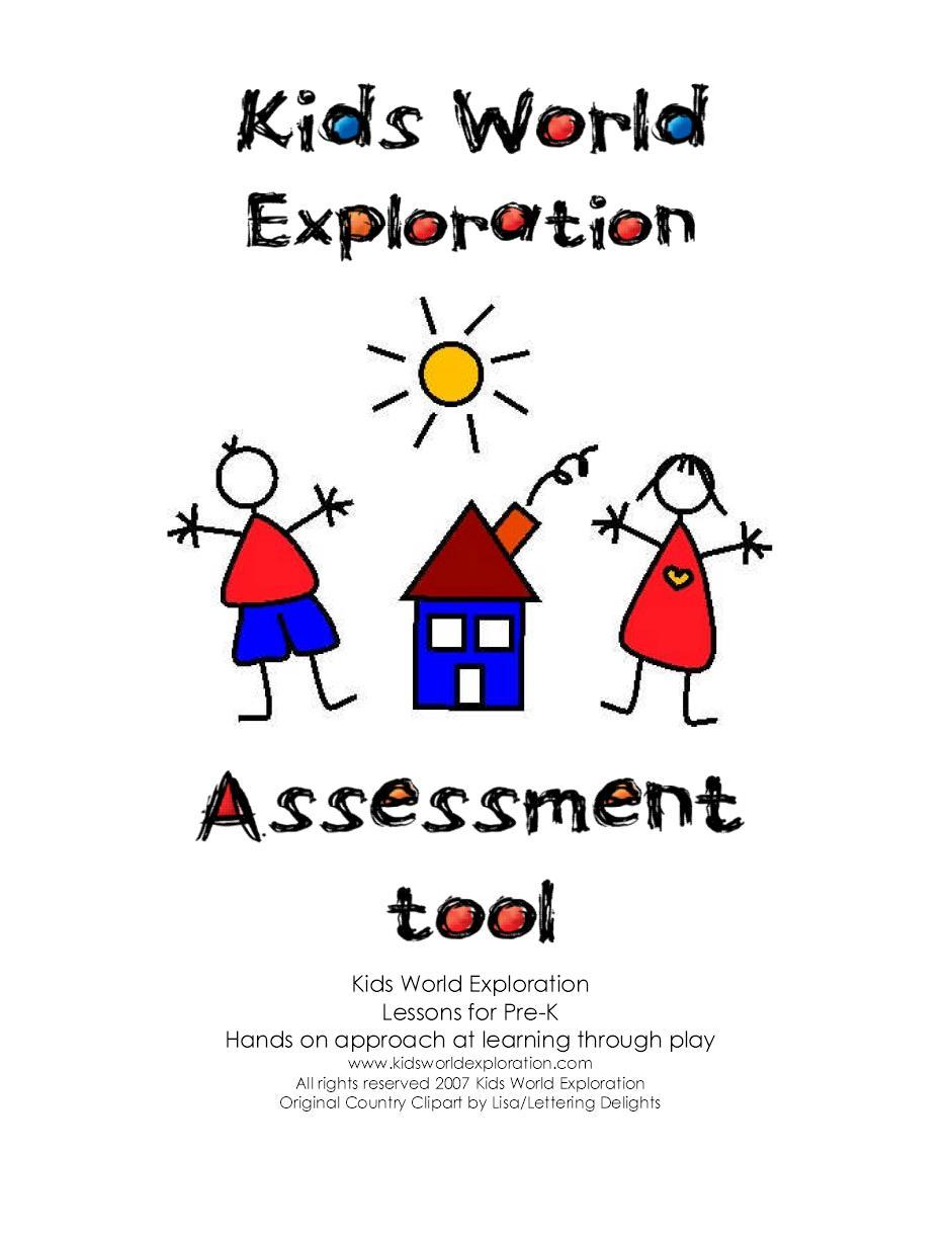 Assessment assessment tool
