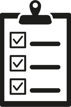 Assessment clipart black and white. Clipboard uw milwaukee audiology