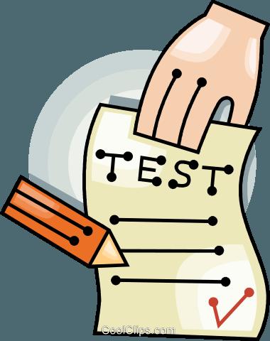 Assessment clipart cartoon. Free school test cliparts