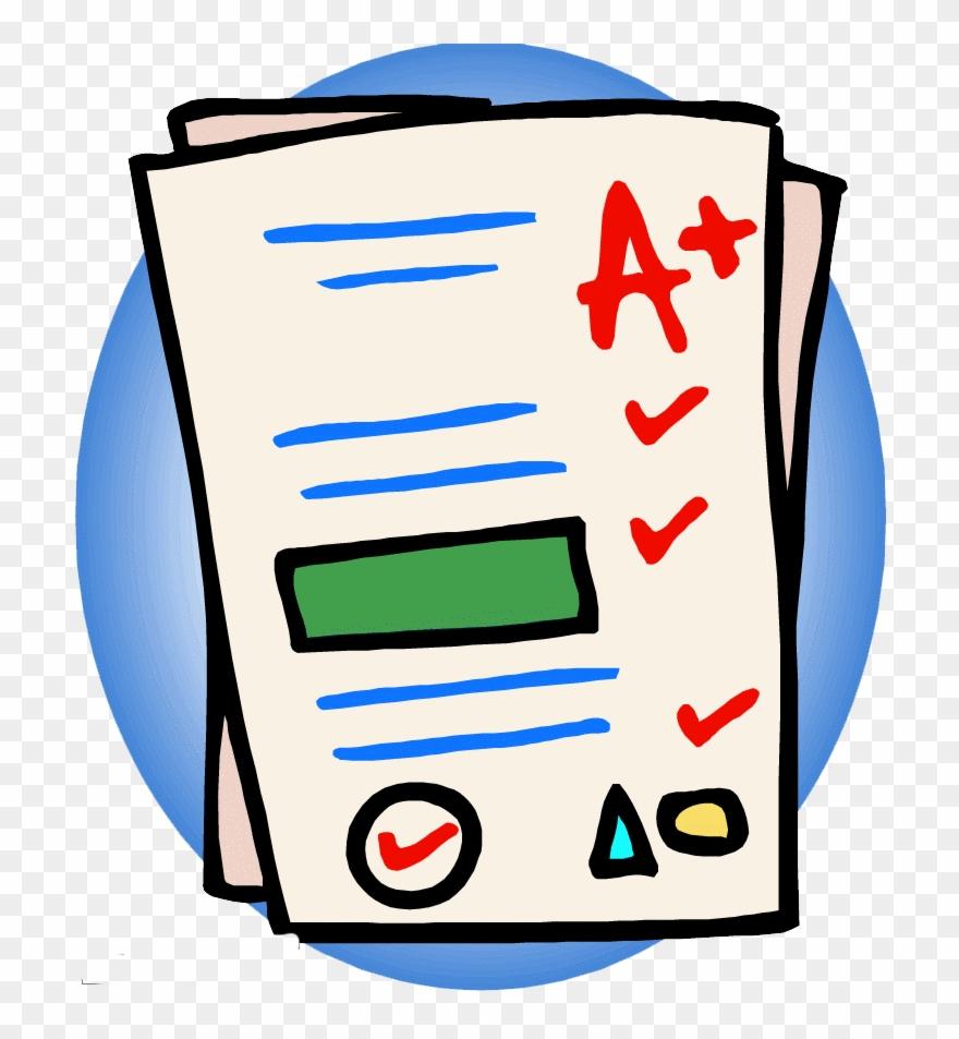Assessment clipart clip art. Homework review png download