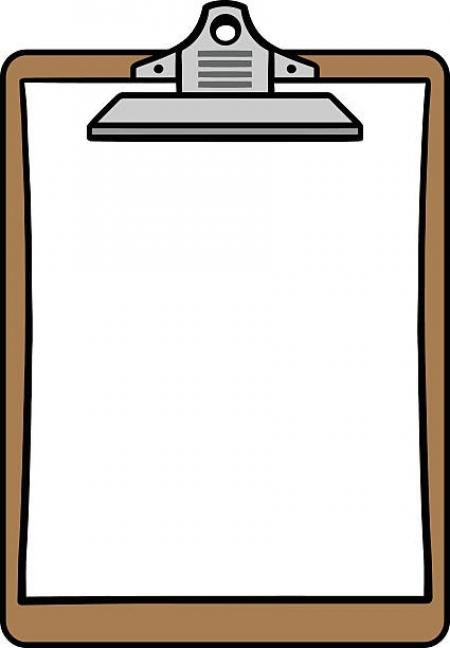 Free download on webstockreview. Assessment clipart clipboard