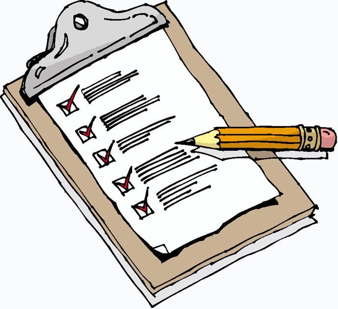 Assessment clipart clipboard.  best theme sick
