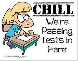 best test prep. Assessment clipart cute