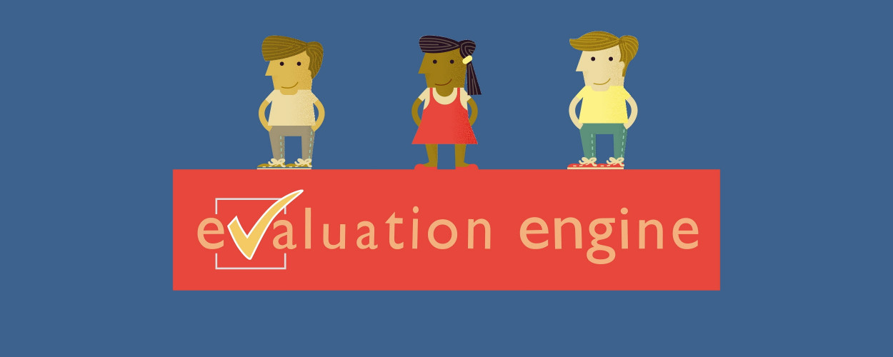 Engine rti logo. Evaluation clipart evaluator