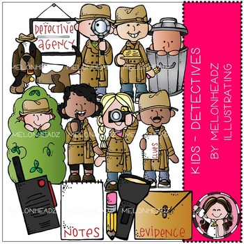 Detective teaching resources teachers. Assessment clipart mystery