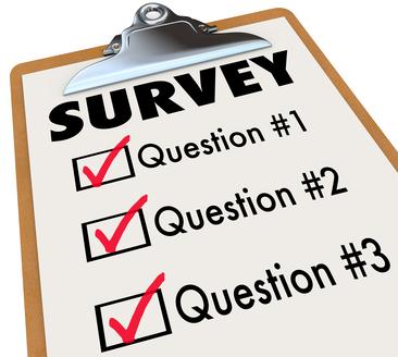 Surveys sac. Assessment clipart needs assessment