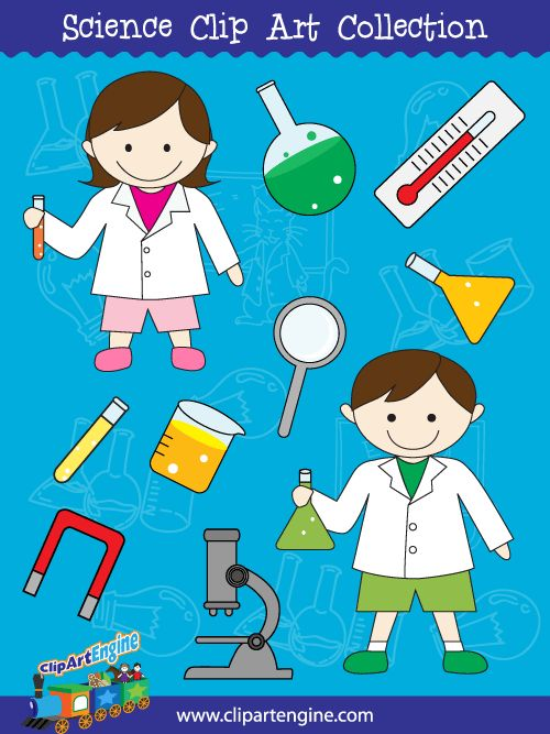 best science clip. Assessment clipart personal