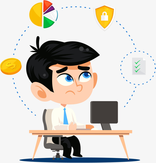 Conduct a market risk. Assessment clipart personal
