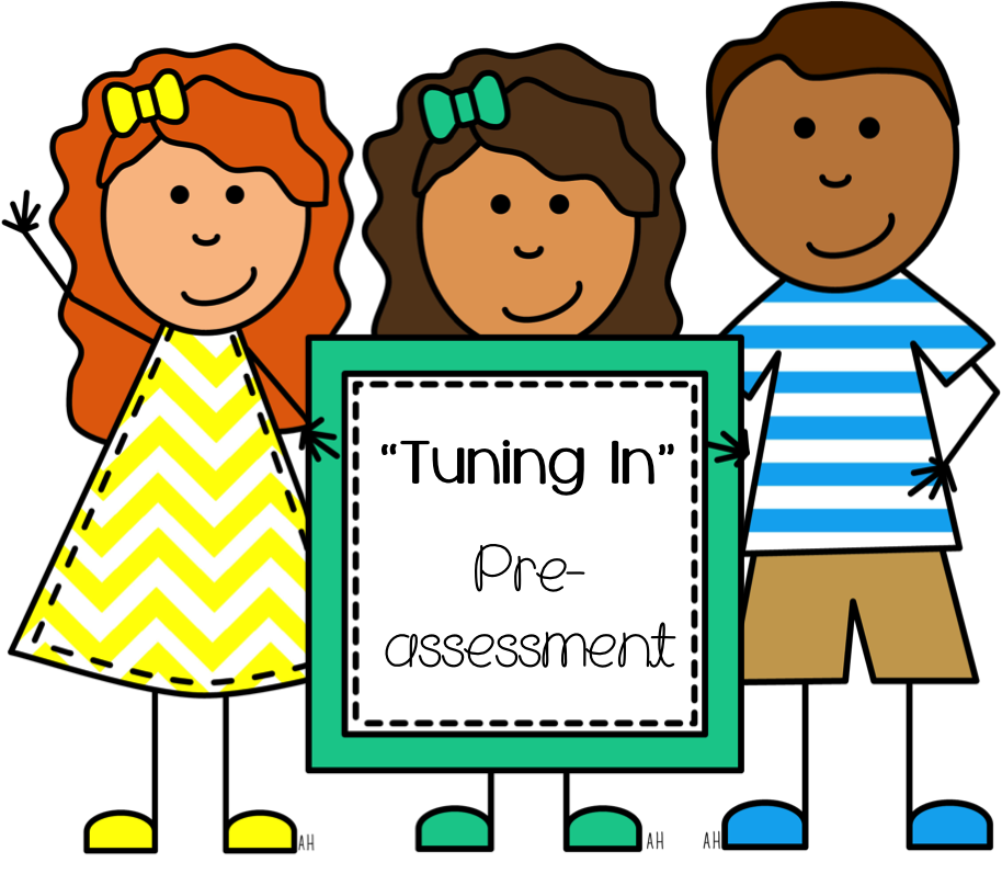 Assessment clipart student thinking. Tuning in strategies for